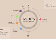 Цикл цвета Kydra