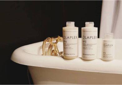 Домашний уход Olaplex продолжает салонный, заботится о волосах между посещениями мастераи готовит их к окрашиванию
