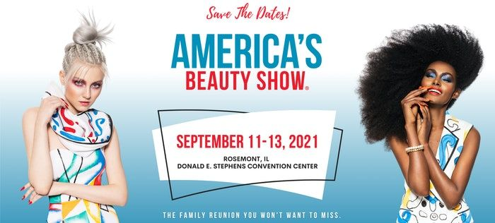 В сентябре состоится America's Beauty Show