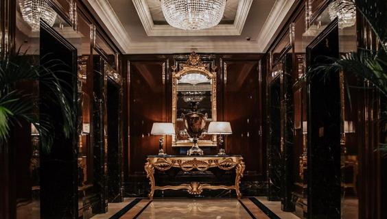 Основательница Vera Shubich в The Ritz-Carlton— о первоклассном сервисе