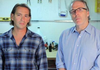 «Гаражные химики» доктор  Эрик Прессли и доктор Крейг Хокер о своем открытии