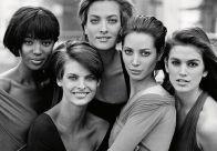 """""""После работы мы с Наоми, Кристи и Линдой колесили  на моем джипе по Нью-Йорку 90-х"""", – Орбе Каналес о карьере в глянце"""