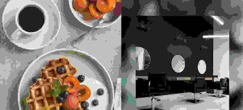 Кухня в салоне: что учитывать при открытии