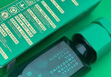 PCR-сырье (Post-Consumer Recycled) получено путем переработки уже использованных материалов