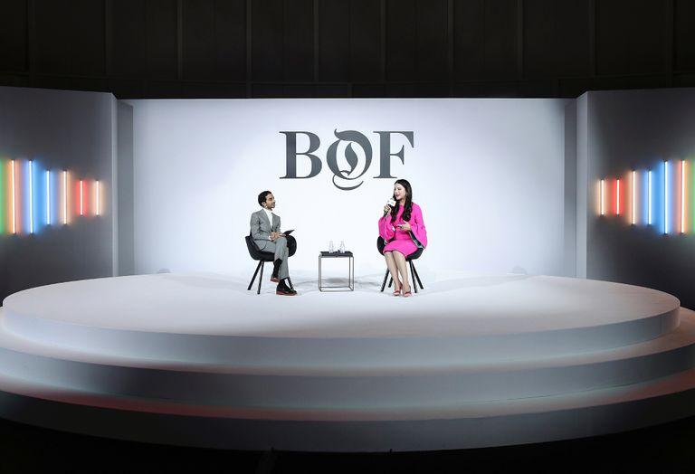 Business of Fashion организуют вебинар в Zoom
